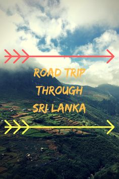 Find out the best route to travel around on a tuk tuk in Sri Lanka!