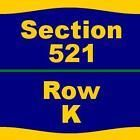 4 Tickets Houston Livestock Show and Rodeo with Florida Georgia Line 3/20/17 at