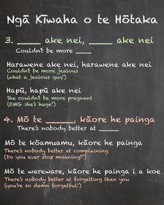 Te Reo Maori Words, Maori Designs, Sentence Structure, Classroom Environment, Teacher Hacks, Classroom Resources, Child Development, Kiwi, Sentences
