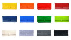 Handbags & Accessories Made with Colorful LEGO Exteriors by Agabag