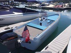 Designboats Tender 06Oe on Lake Tahoe
