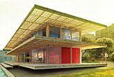 Bondi shipping container house wins award