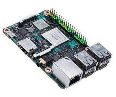 Asus dévoile Tinker Board, un micro-ordinateur plus puissant que Raspberry Pi