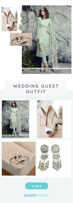 Chapter 3 - Rinni created on ShopLook.io featuring , , ,  perfect for Wedding Guest.