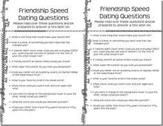 Four pics one word speed dating