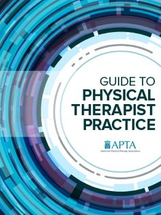 The new Guide to Physical Therapist Practice (2014) with links to PTNow. Available for free to APTA members.