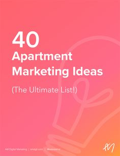 40 Apartment Marketing Ideas Guaranteed To Get More Renters - corporate event ideas Event Marketing, Marketing Plan, Business Marketing, Digital Marketing, Mobile Marketing, Marketing Strategies, Content Marketing, Internet Marketing, Guerrilla Marketing