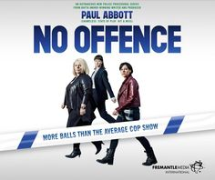 No Offence: Gewinnspiel zur britischen Comedy-Serie - http://ift.tt/2bOAFZW