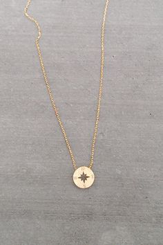 Dainty Compass - would make for a cute tattoo