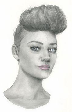 Diana Moldovan by SoHyeon KIM, via Behance