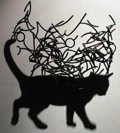 Shadow Art – Kumi Yamashita