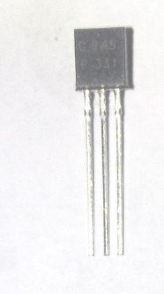 Transistor 2SC945 C945 NPN