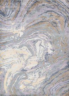 Sagano Transitional Pearl/Multi Rug