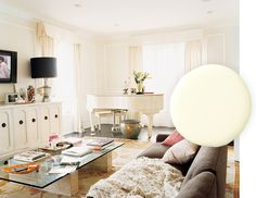 See more images from how to choose the right white wall paint: warm vs. cool on domino.com