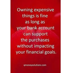 We have all seen for ourselves one times too many what living above your means can do to your finances. Nothing is wrong with wanting and buying nice things but structure a plan on how you make specific purchases. My issue is people spend 5k at the...
