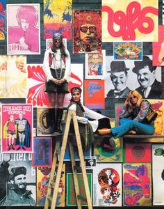 Psychedelic Posters, 1967