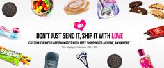 Shipped With Love Custom Care Packages