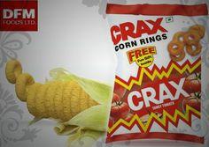 Packaged Snacks & Namkeens in India - DFM Foods