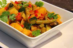 V kuchyni vždy otevřeno ...: Zeleninové sabdží