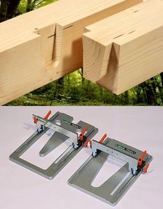 Create Dovetail Mortise And Tenons In Timbers | Toolmonger