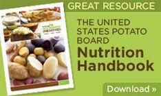 Idaho Potato Commission - #Nutrition Handbook