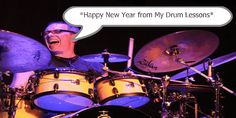 Great Drummer New Year Offer | My Drum Lessons