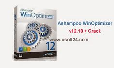 Ashampoo WinOptimizer v12.10 + Crack License 2015- Ashampoo WinOptimizer is a very powerful application that help you to maximize your PC performance and give you full security. This tool help you to fix the registry error of your windows operating system and also monitor the health of disc driver. This Cracked Ashampoo WinOptimizer v12 have many more features such as: guarantees steady performance, frees space, protects your privacy, customizes Windows to your needs, turbo game booster…