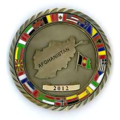 This coin was given to us by a customer who was deployed in Afghanistan. For the full story, read it here:    http://www.batterystuff.com/blog/thank-you-gift-a-token-from-afghanistan.html