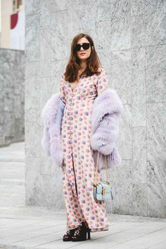 Milan Street Style Pictures Fall Winter 2016