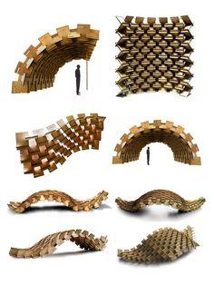 """Imagen 3 de 20 de la galería de El Sistema Constructivo """"Muro Píxel""""."""