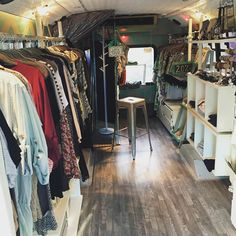 25 best ideas about mobile fashion truck on Boutique Mobiles, A Boutique, Boutique Ideas, Fashion Boutique, James D'arcy, Shop Interior Design, Store Design, Bohemian Clothing Stores, Vintage Clothing