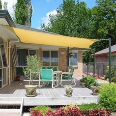 Here are a few ways to keep your patio, courtyard or garden seating area cool this summer: http://www.easydiy.co.za/index.php/garden/479-the-shady-side-of-summer