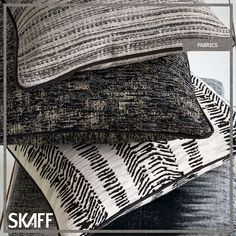 Fabrics with unique prints and colors are now on SALE at Skaff! Visit us or call us on 01-683020 for more information. #skaff #skaffgroup #fabric #trend #interiordesign