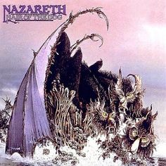 Nazereth. Hair Of The Dog. My First Album... that I bought with my own money! :)