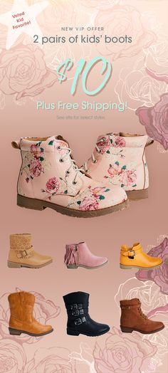 100% authentic 51b47 57dd9 Fashionable   Affordable Kids Clothing   Shoes