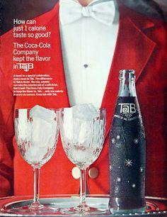 Tab is the best!  (1964 vintage advertisement)