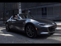 La Mazda MX-5 RF s'arrache déjà !