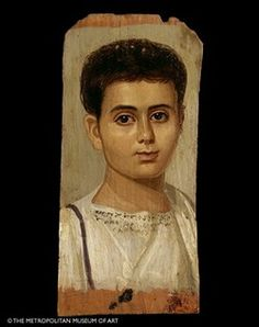 The Fayum portraits are a collection of 1st to 3rd century portraits made up mostly of Greek colonists of ancient Egypt. These colonists settled in cities like Alexandria after the conquest of Egypt by Alexander the Great and its subsequent rule by Greek Kings. They are among the best surviving portraits of antiquity. Scattered in museums such as the British Museum, The Louvre, and the Museum of Art in New York, they represent some of the finest examples of Greek art, providing us with ...