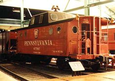 ex PRR N5C Class, 23175 Strasburg PA Railroad Museum of Pennsylvania Restored to PRR 477947 August 1997