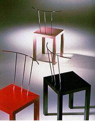 shiro kuramata : chairs