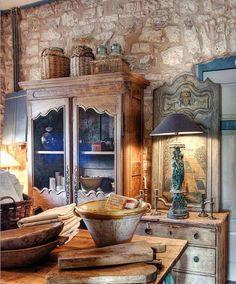 Provence, décoration intérieure