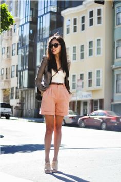 Five Ways to Wear Shorts Like a Boss This Summer