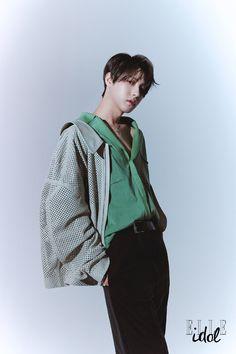 Nct 127, Nct Dream Renjun, Huang Renjun, Elle Magazine, Digital Magazine, Taeyong, Belle Photo, Idol, Photos