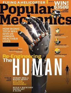 Science magazine for teen