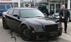 Chrysler 300 Black Out