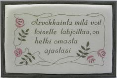 Arvokkainta mita voit Words Quotes, Valentines Day, Friendship, Sisters, Bullet Journal, Vw, Handmade, Calligraphy, Eggs