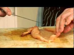 Chicken Kiev - Marco Pierre White recipe video