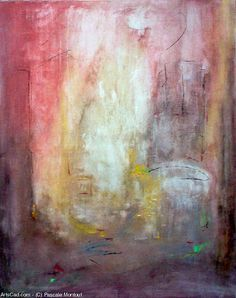 Artwork >> Pascale Montout >> Ames Treader #artworks, #masterpiece, #painting, #art, #abstract