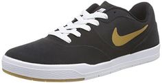Nike Men's Paul Rodriguez 9 CS Skate Shoe: Engineered mesh upper with suede overlays for ventilation and lightweight support Zoom Air unit…