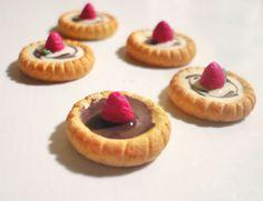 Clay tart tutorial | Hikaria - Mini Sweets Studio